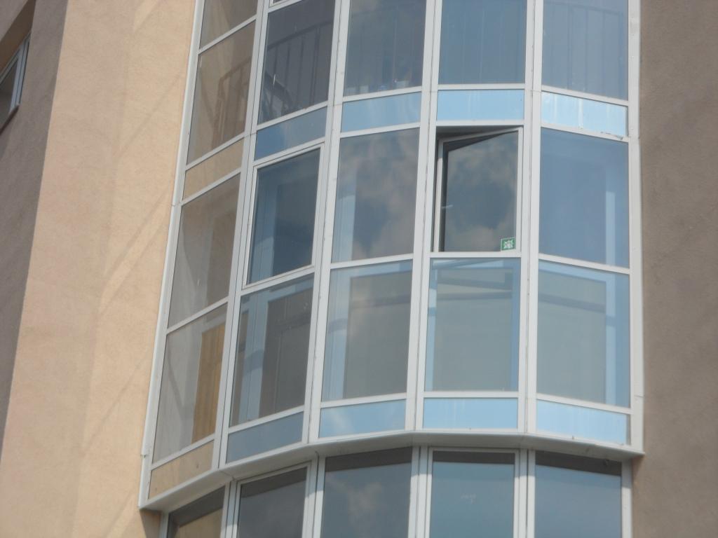 Тёплое остекление - балкон-сити, екатеринбург.