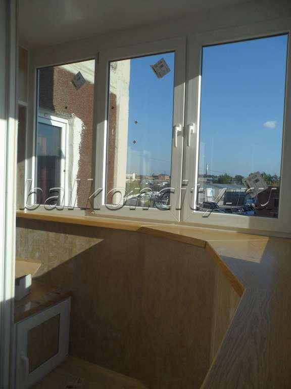 Подоконники - балкон-сити, екатеринбург.